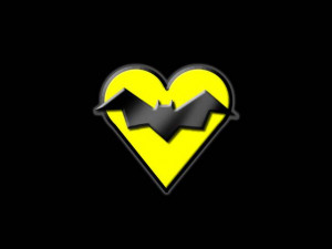 love Batman, I love Batman logo image