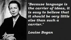 Louise Bogan Quotes