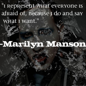 ... www quotes99 com marilyan manson good quotes img http www quotes99 com