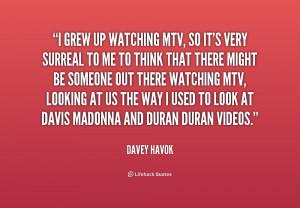 Davey Havok Quote