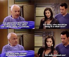 Friends Tv Show Quotes Chandler Like. monica and chandler