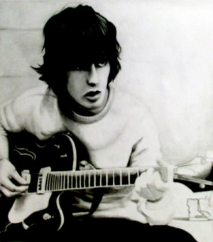 "... As long as you hate, there will be people to hate. ""George Harrison"