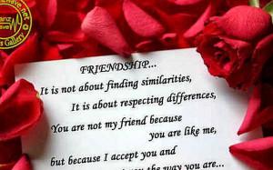 respect d way u r .....