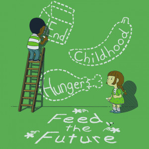 ... Stop Childhood Hunger Design Contest » Design: End Childhood Hunger