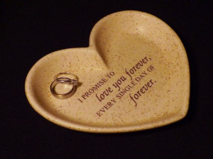 promise to love you forever. Twiligh Quote. Heart by stickmen, $19 ...