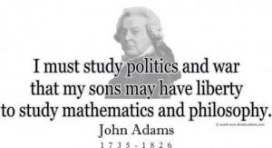 john adams revolutionary war