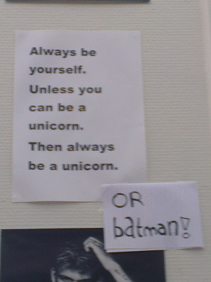quote in our classroom