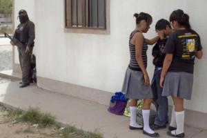 Estudiantes mexicanos dejan de ir a clases por la violencia