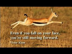 Motivational Video Quotes Daily 45 Victor Kiam Move Forward (+playlist ...