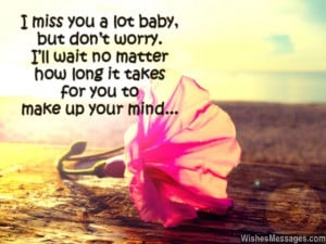 Miss You Messages for Girlfriend: Missing You Quotes for Her