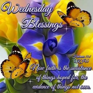 Wednesday Blessing