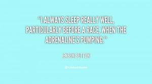 Sleep Well Quotes