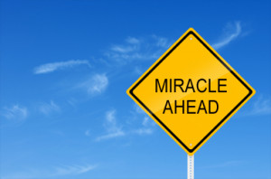 Miracle Ahead: Three Things to Remember in Times of Crisis