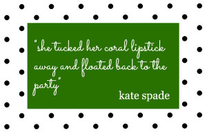 kate spade quotes wallpaper kate spade quotes wallpaper kate spade ...
