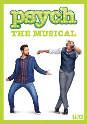 Psych - DVD Announcement for ' Psych - The Musical ': Date, Cost, Box ...