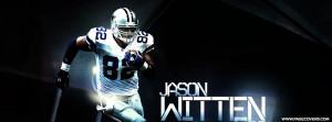 Jason Witten Dallas Cowboys Cover