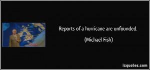 Famous Hurricane Quotes