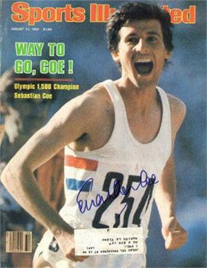 Here's a link to a pretty cool documentary about Sebastian Coe ...