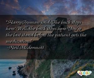 famous quotes harry truman