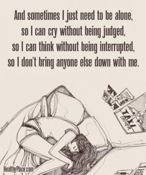 Bipolar quote :