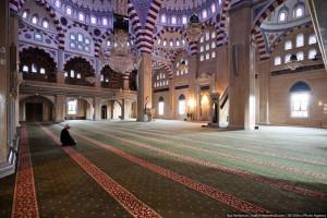 Akhmad Kadyrov Mosque in Grozny | Chechnya