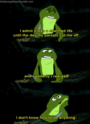 ... frog princess and the frog love quotes love tangled lion king little