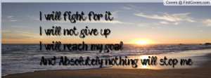Never Give Up Facebook Covers Page 19 - FirstCovers.