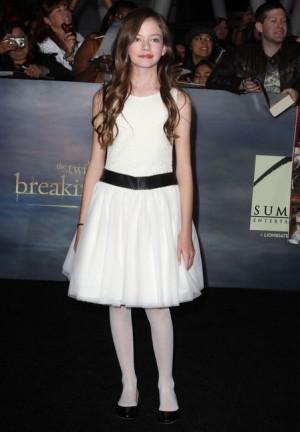 Mackenzie Foy Celebrities