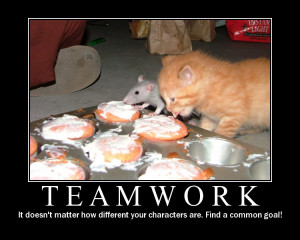 Motivational Posters Funny Teamwork Amazing Images Pictures