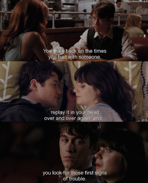 For me, his 500 Days of Summer performance was his best performance.
