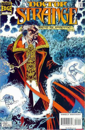 Doctor Strange: Sorcerer Supreme #82 Comic Books - Covers, Scans ...