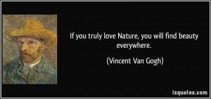 More Vincent Van Gogh Quotes