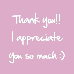 Thank you for your kindness♥