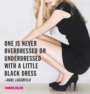 Favorite Fashion Designer Quotes: