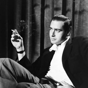 John Frankenheimer lors d 39 une interview pour quot Reflets de Cannes ...