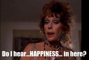 Annie! We love you Miss Hannigan.