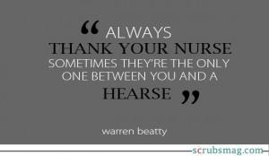 Warren Beatty quote
