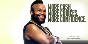 Mr. T Wants to Buy Your Gold -- Time to Sell?