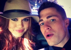 All the Celebs Holland Roden Has, Quote-Unquote, Dated