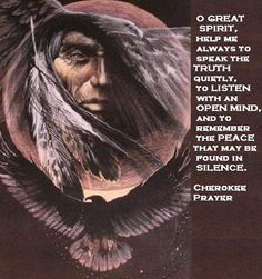 Native American Sayings and Quotes.