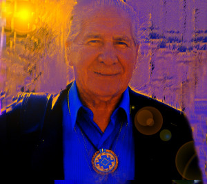 Chief Oren R. Lyons, Jr. (b.1930) is a Native American Faithkeeper of ...