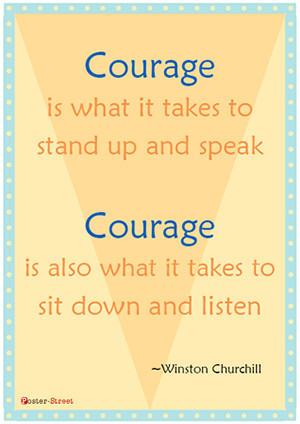 inspirational quotes for teens about courage