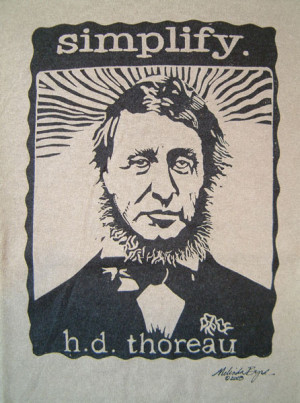henry david thoreau quotes things do not change we change henry david ...