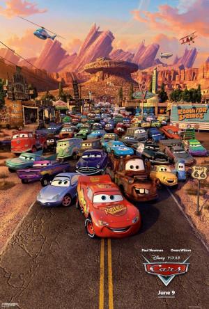 Movie : Cars >>>