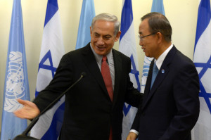 ban ki moon secretary general of the united nations meeting with