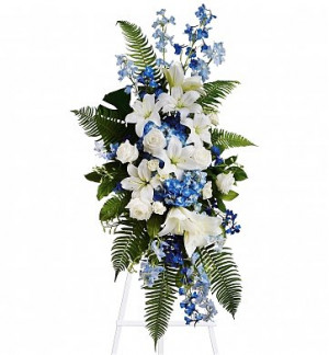 Home Gift Types Fresh Flowers Ocean Breeze Spray