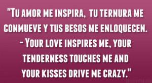 31 Exotic Spanish Love Quotes - 29