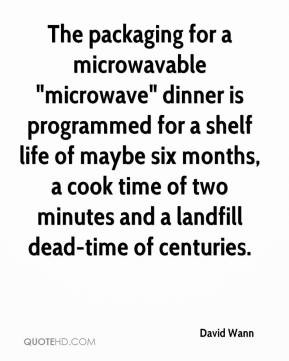 Microwave Dinner Funny Quotes