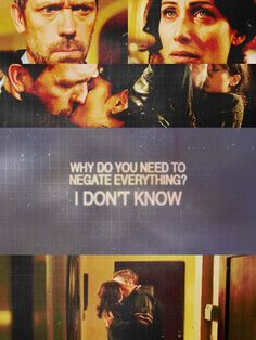 House MD Quotes Being Alone