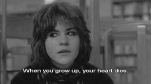 Best picture quotes about film The Breakfast Club 1985
